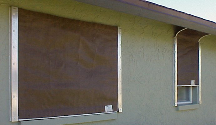 Hurricane Fabric, Shade and Shutter Systems