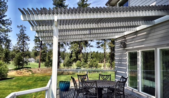 Patio Covers, Shade and Shutter Systems